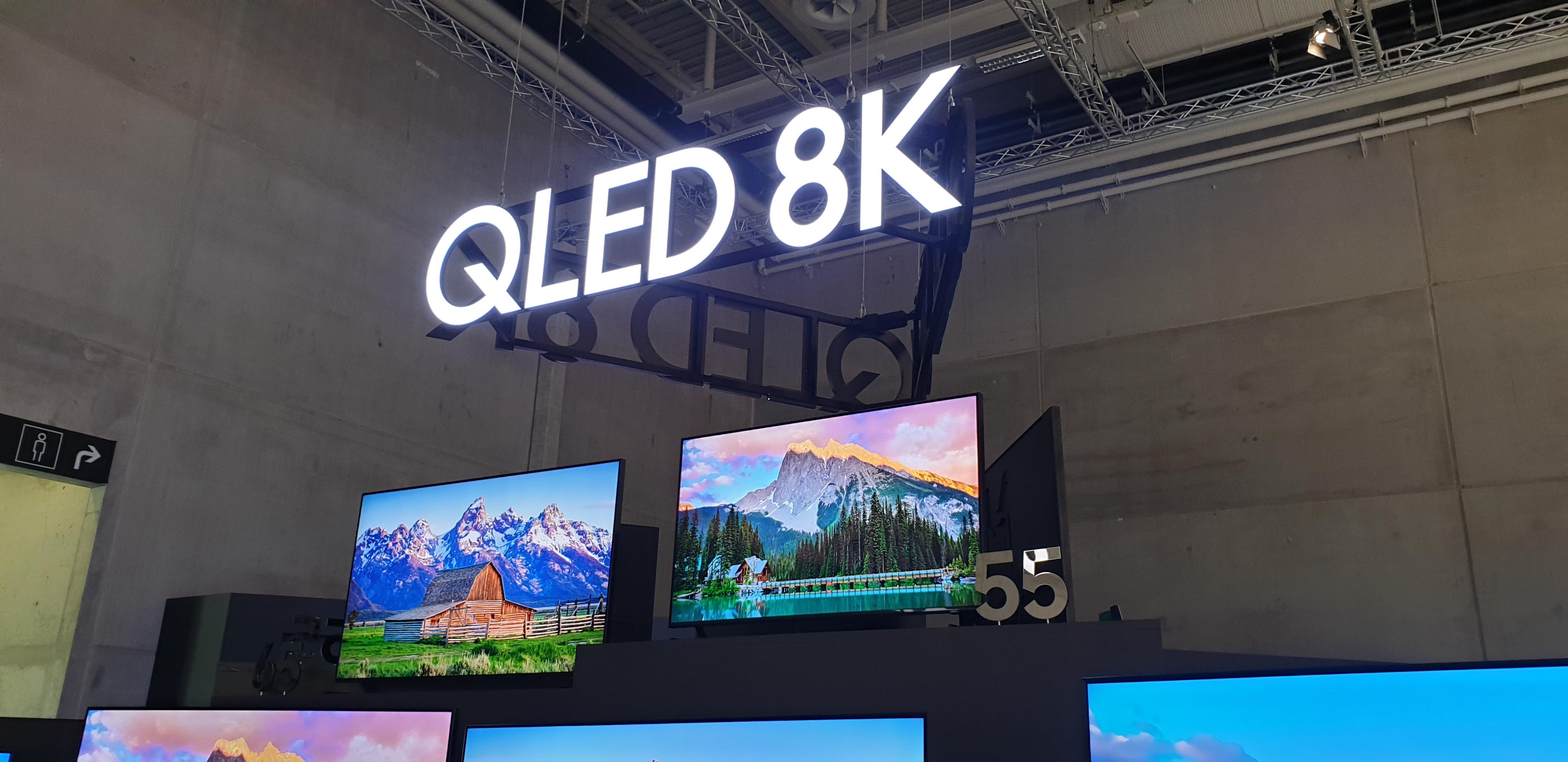 8K : retenez ce logo pour reconnaître les TV compatibles en un coup d'œil