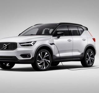 Volvo XC40 (2020) : 100 % électrique et 100 % Android