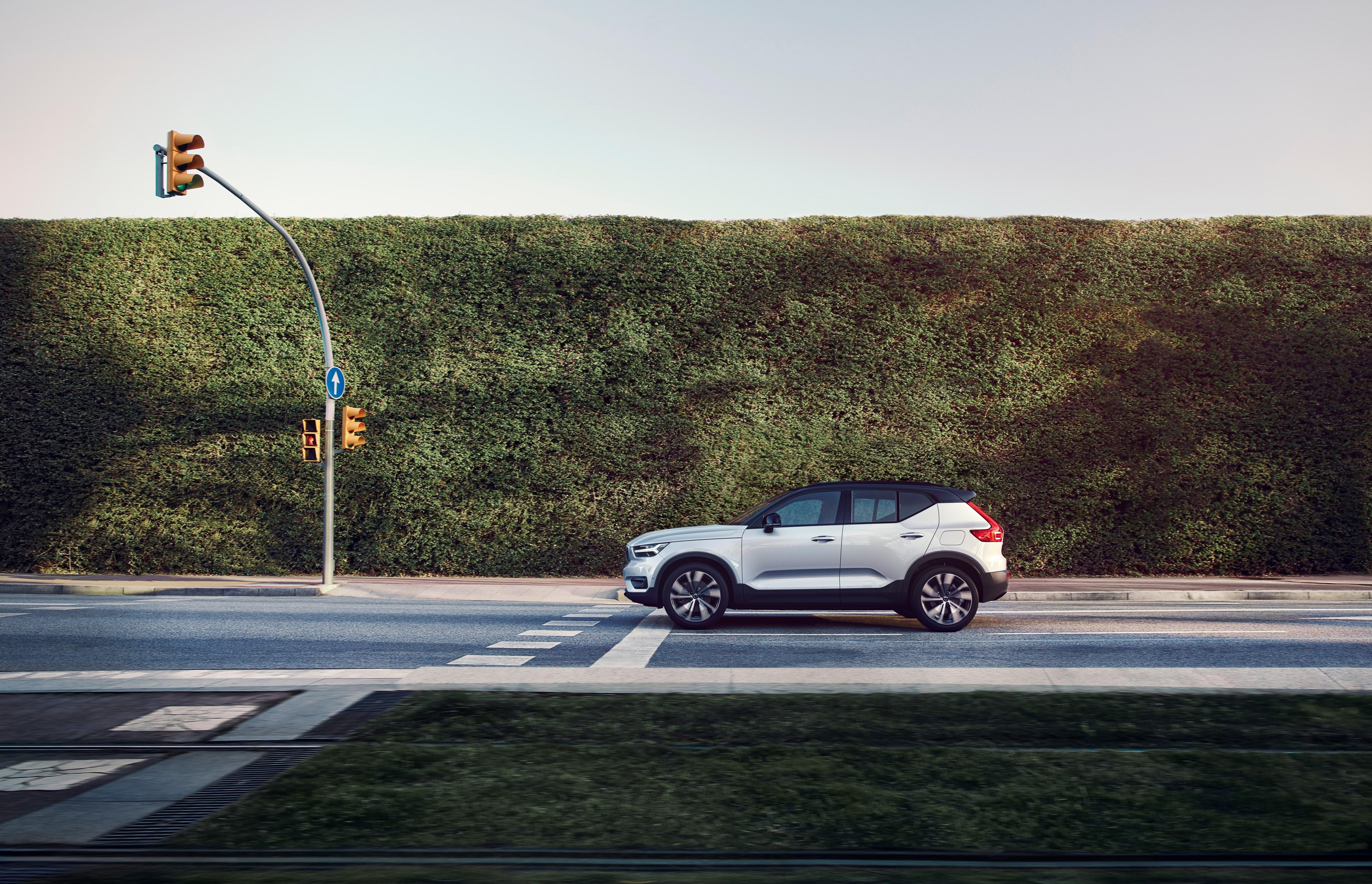 Volvo se concentre sur un petit SUV électrique premium pour étoffer son offre