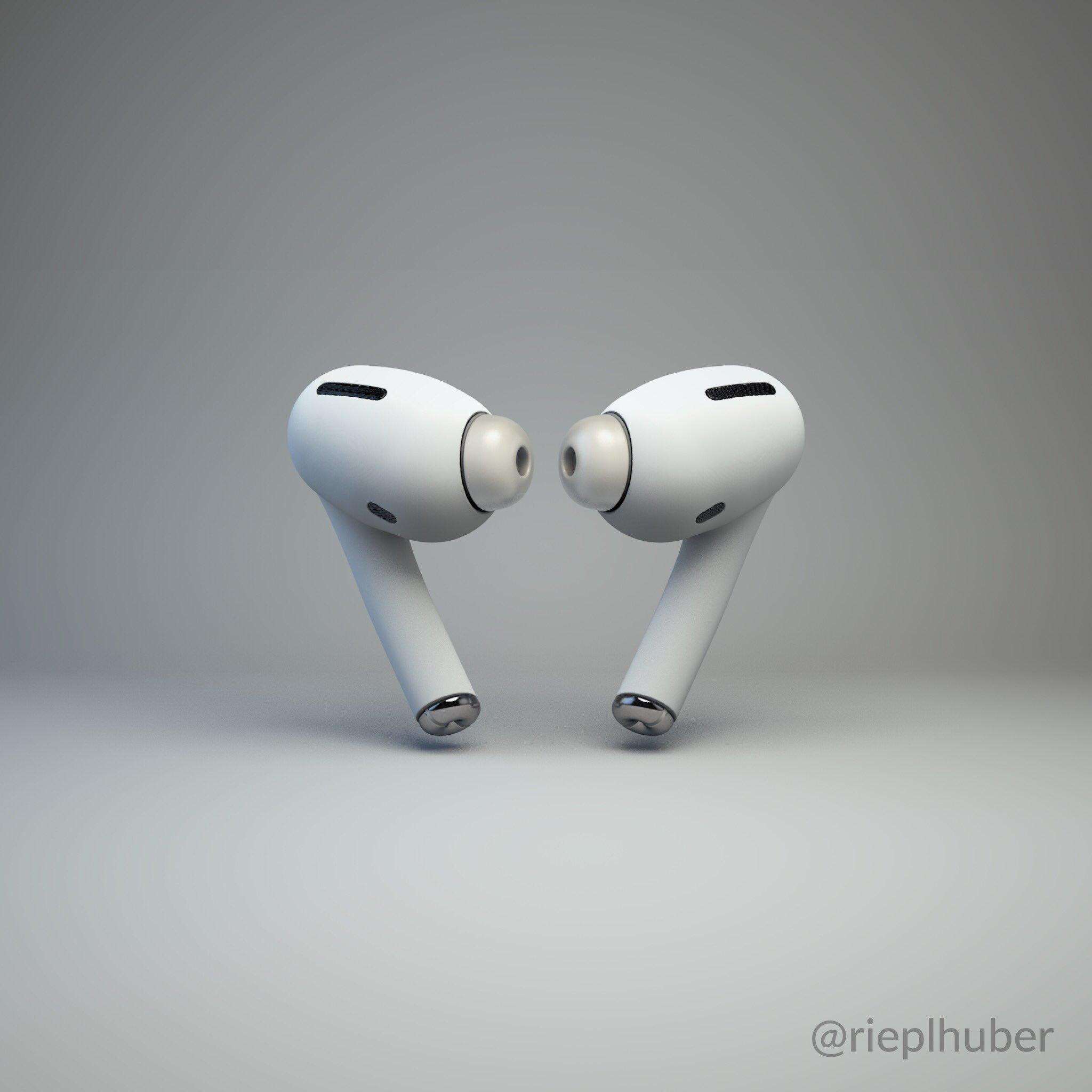 Apple AirPods 3 : iOS 13.2 révèle par erreur le design des nouveaux écouteurs