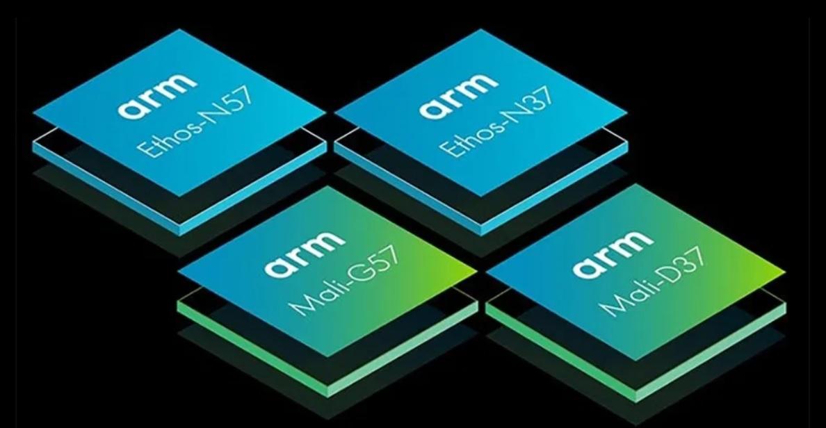 ARM : 4 nouvelles puces milieu de gamme avec IA et gaming en ligne de mire