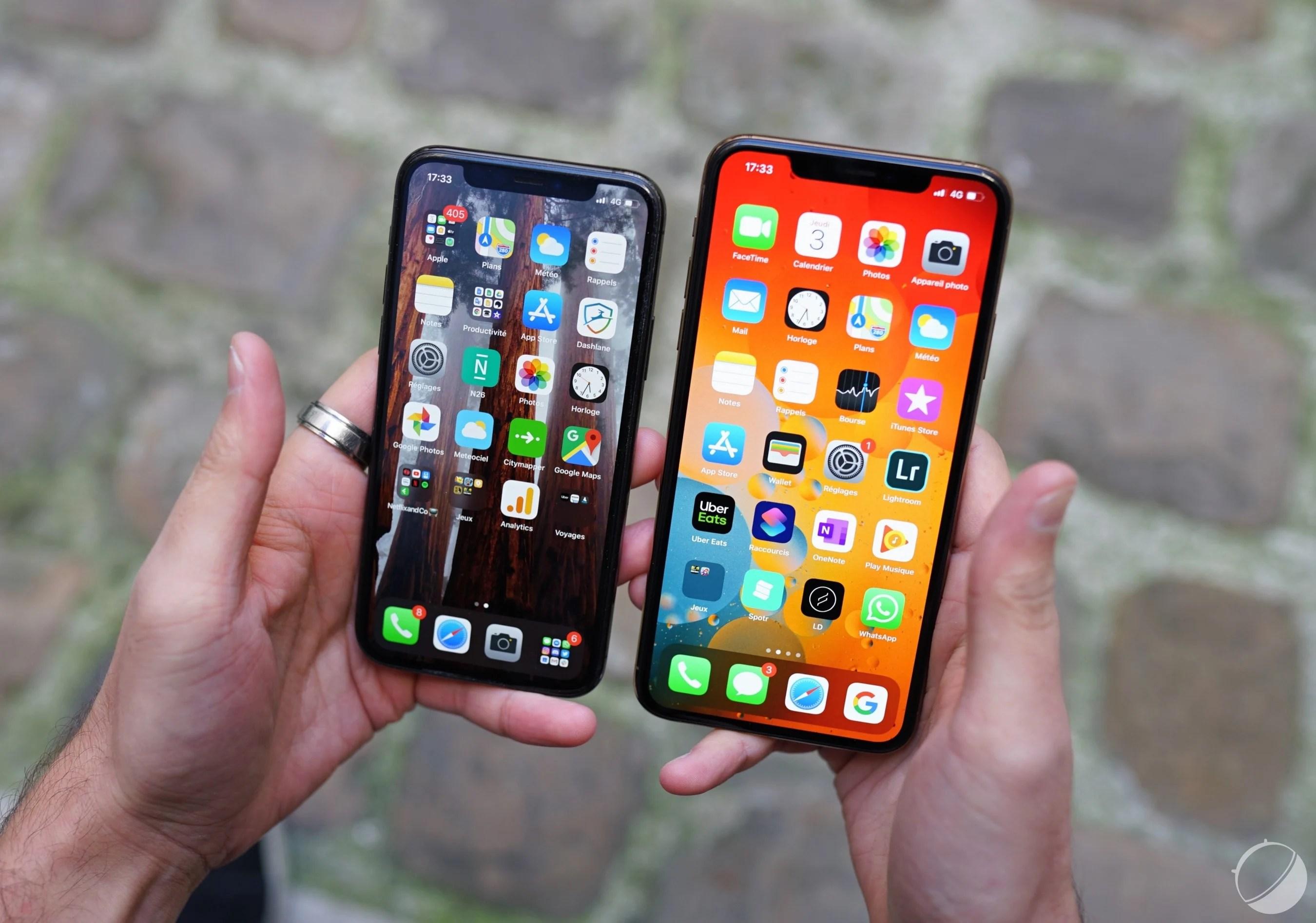 Raréfaction de l'iPhone, puces Kirin (Huawei) menacées et écran des Galaxy S20 – Tech'spresso
