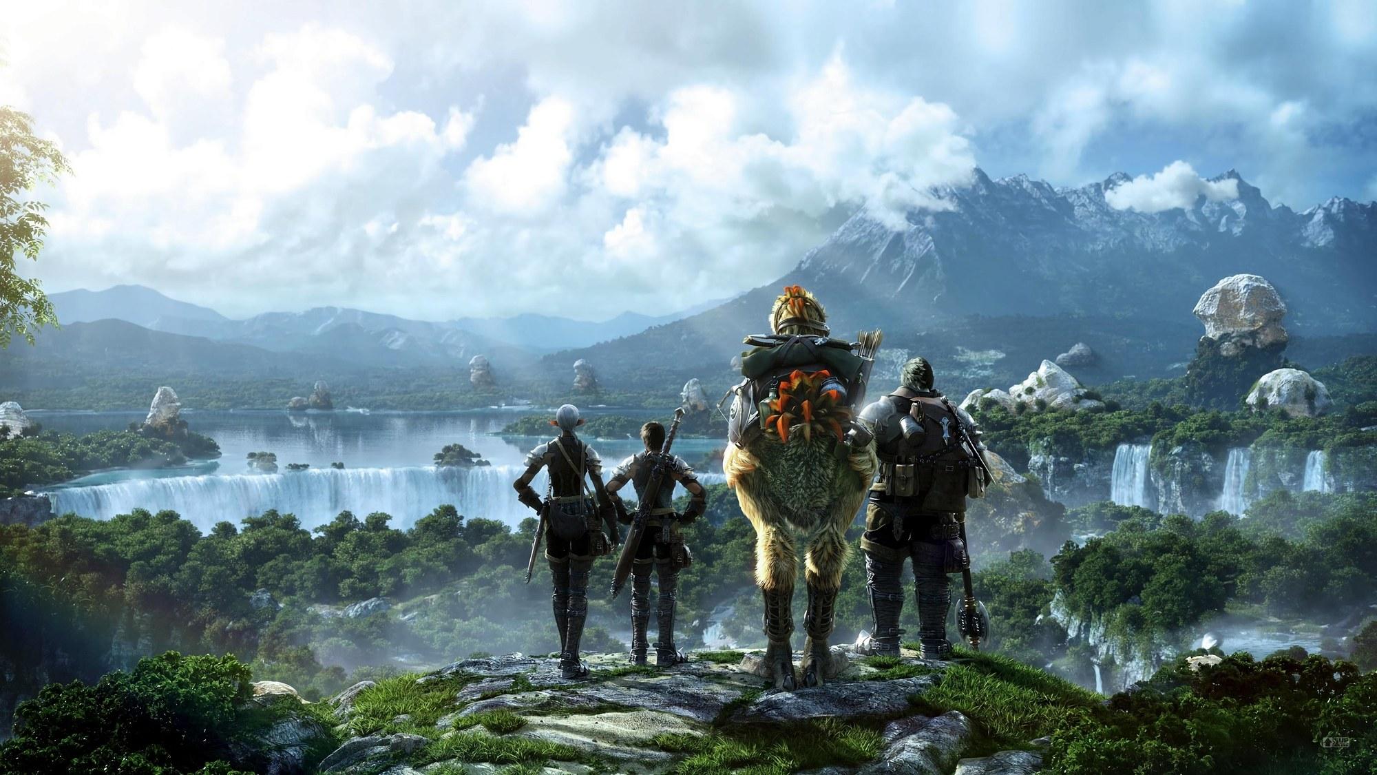 Final Fantasy XIV : découvrez tout ce qu'il est possible de faire dans la gigantesque version d'essai gratuite