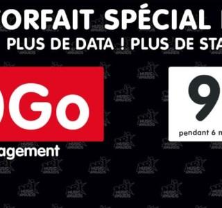 Forfait mobile : 100 Go pour 9,99 euros par mois, voici le retour de la meilleure offre NRJ Mobile