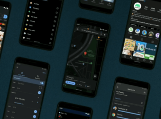 Google Maps : Google confirme l'arrivée du thème sombre sur Android 10