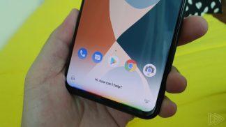 Google Pixel 4 : voici le nouvel Assistant et Motion Sense en pleine action
