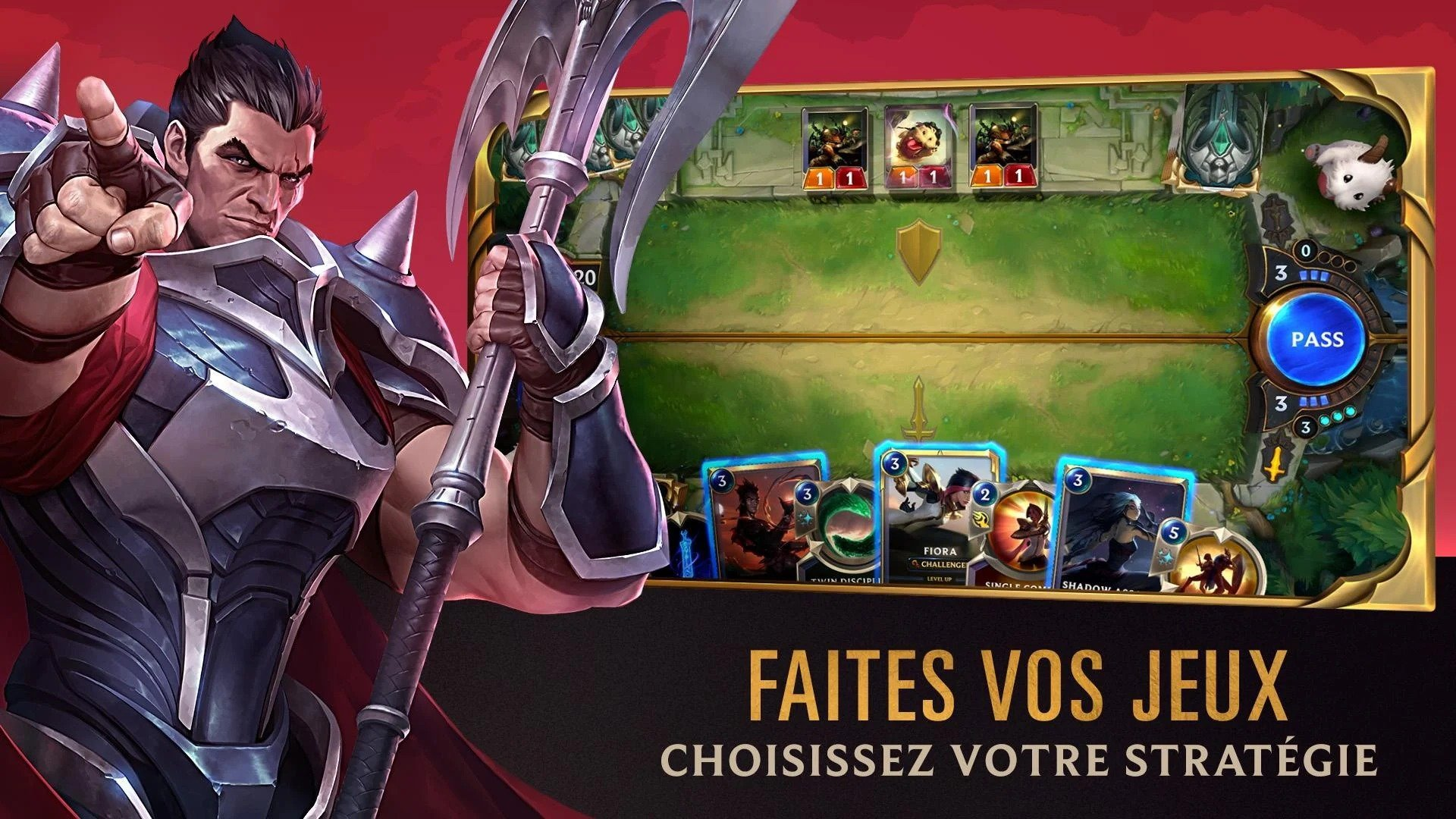 Legends of Runeterra, le jeu de cartes League of Legends, est dévoilé