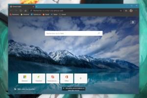 Microsoft Edge (Chromium) : le téléchargement de la version stable est disponible