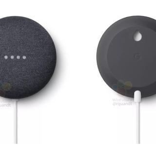 Google Nest Mini : il devrait intégrer un support mural et le Bluetooth 5.0