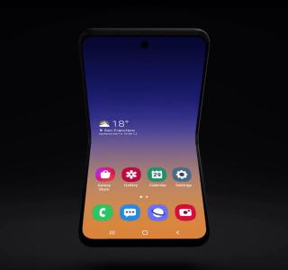 Galaxy Fold 2 : Samsung a développé un écran en verre très résistant
