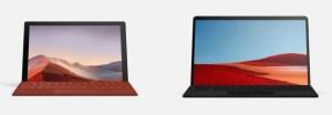 Microsoft Surface Pro 7 vs Surface Pro X : quelles différences pour 230 euros