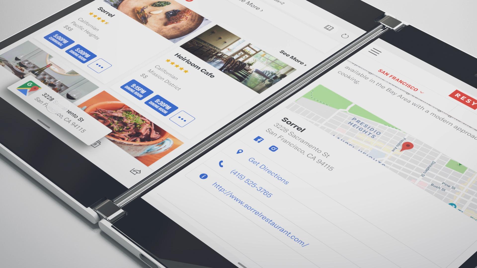 Android 12 : l'une des nouveautés va changer le multitâche et s'inspirer du Surface Duo