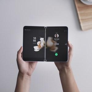 Surface Duo : Microsoft veut rendre le stylet plus efficace sous Android