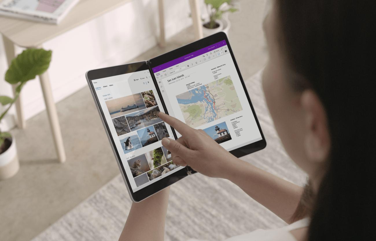 Microsoft Surface Neo est officiellement porté disparu