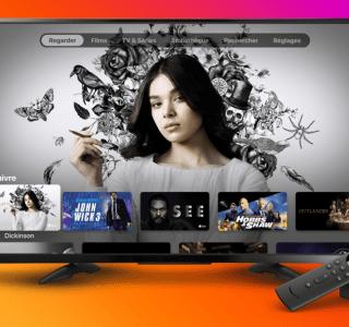 L'app Apple TV fait son entrée sur l'Amazon Fire TV, on l'attend désormais sur le Play Store