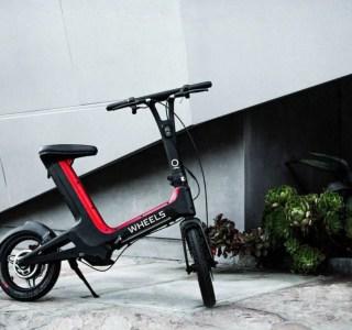 Mi-vélo mi-trottinette électrique, le deux-roues Wheels bientôt lancé en libre-service en Europe