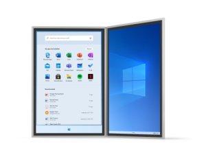 Windows 10X : nouveau menu démarrer, interface, fabricants, compatibilité, Microsoft donne des détails
