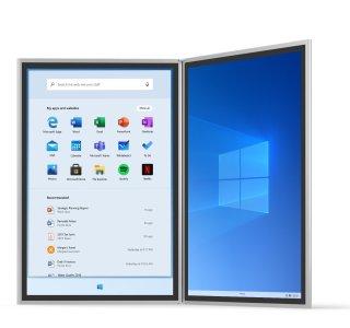 Windows 10X : une nouvelle interface et un fond d'écran dynamique sont au programme