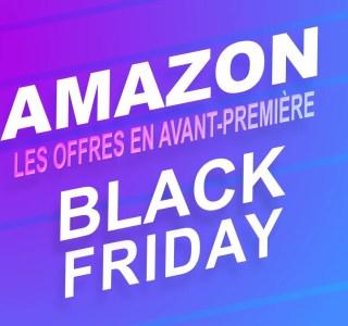 Black Friday : le TOP des offres Amazon ce samedi 23 novembre 2019