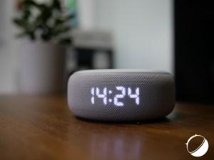 Test de l'Amazon Echo Dot « avec horloge », et ça change tout