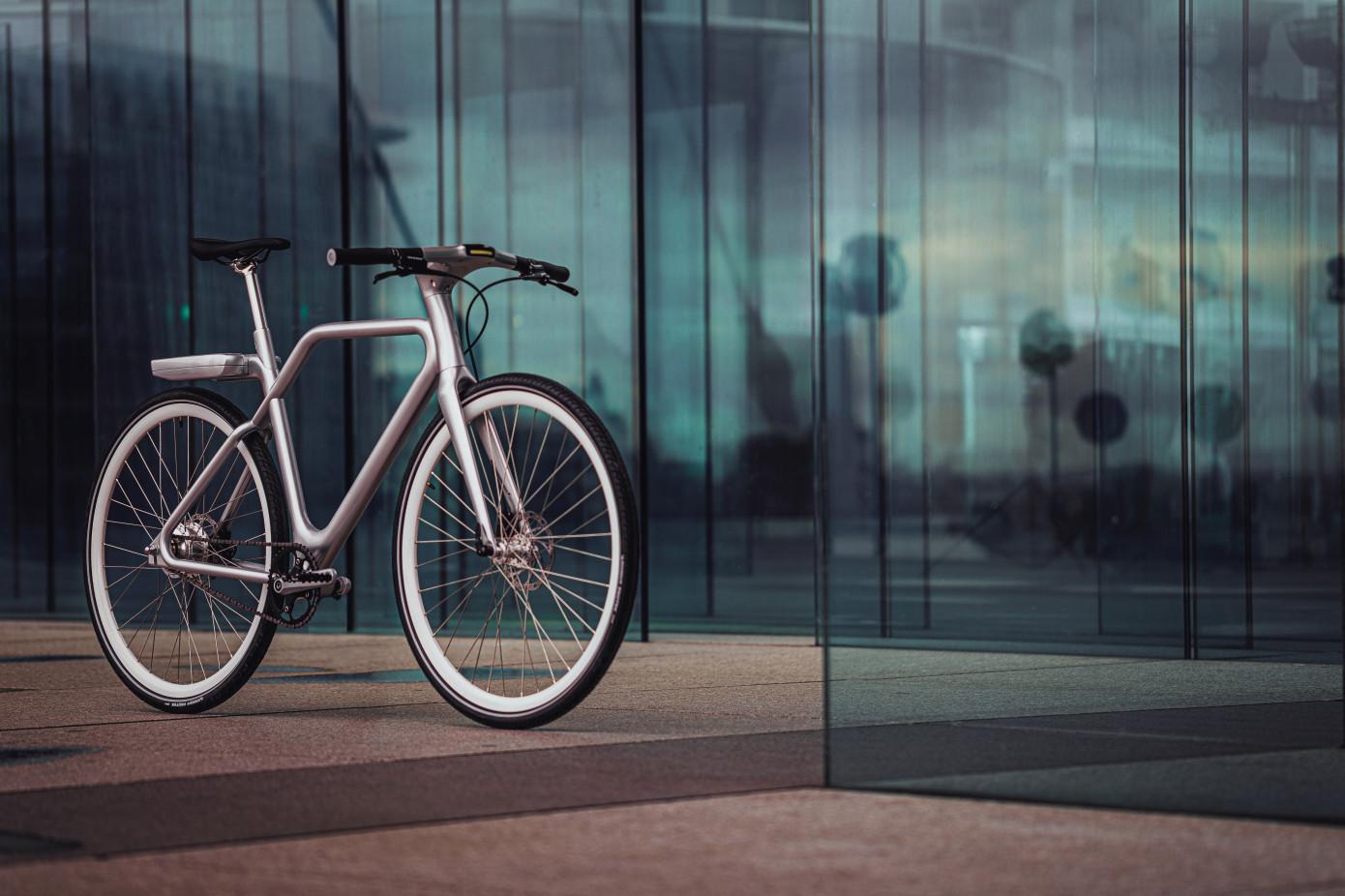 Le fondateur de Meetic officialise Angell, un vélo électrique connecté ambitieux mais onéreux