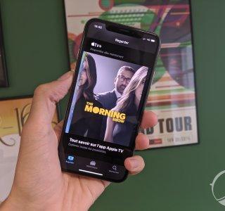 Apple TV+ : derrières les séries, une mauvaise application