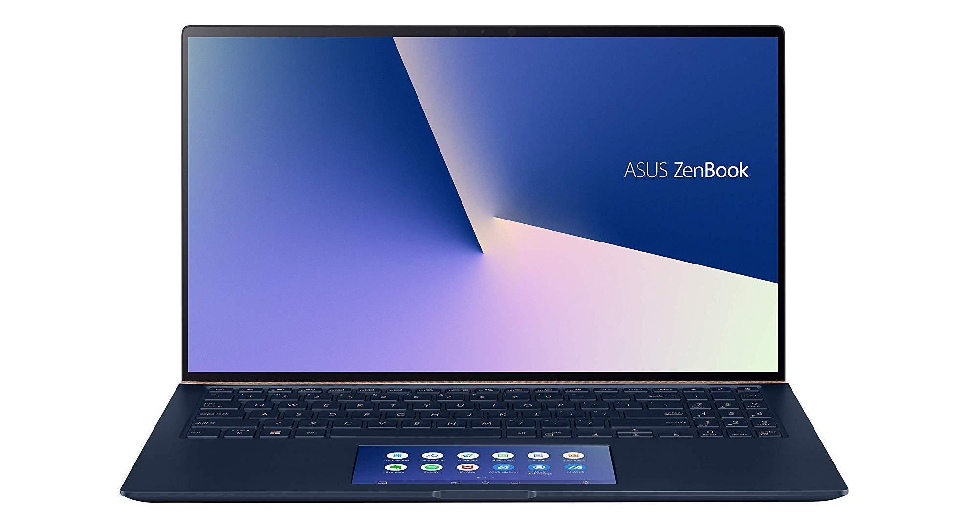 Le Zenbook d'Asus avec Screenpad chute aujourd'hui sous les 1 000 €