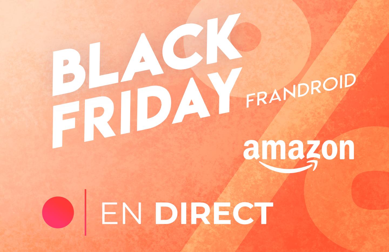 Le Black Friday Amazon a démarré : voici les meilleures offres en direct