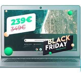 Ce Chromebook Acer 14 pouces dégringole à 239 euros pour le Black Friday