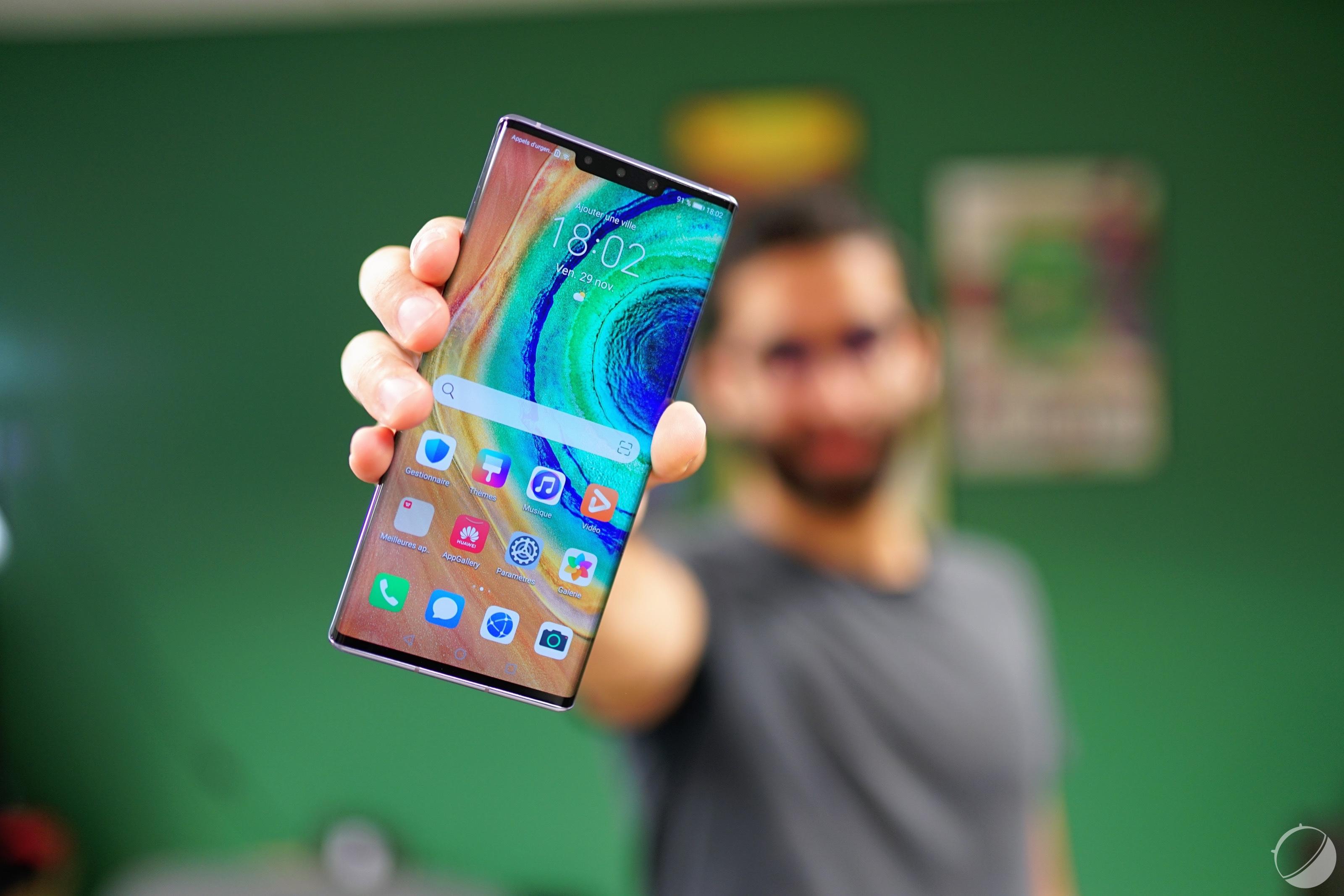 Affaire Huawei : Google « espère trouver une solution à ça »