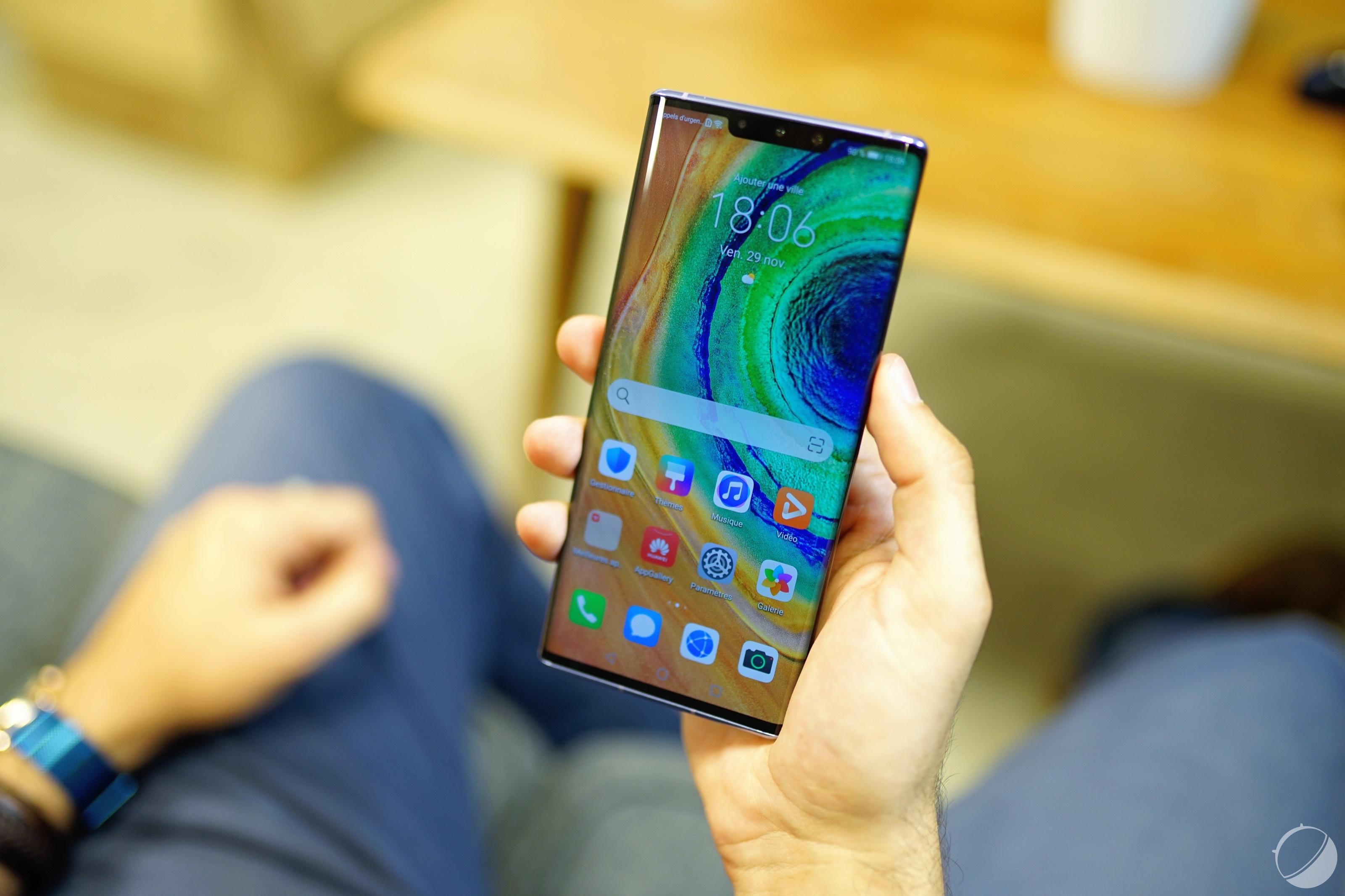Presque déçu, Huawei est numéro 2 du marché devant Apple en 2019