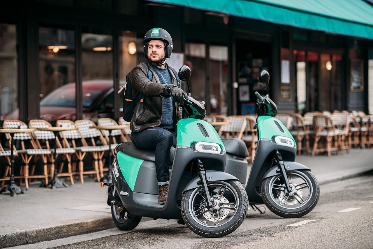 COUP : le service de scooters électriques prend un coup et cesse ses activités