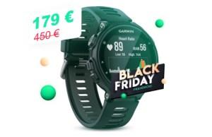 Pour le Black Friday, économisez 270€ sur la montre Garmin Forerunner735XT