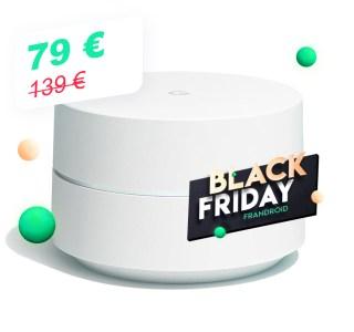 Le Google WiFi descend au prix inédit de 79€ à la veille du Black Friday