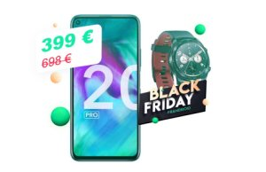 Moins de 400 € pour le Honor 20 Pro et la Honor Watch Magic, au lieu de 698 €