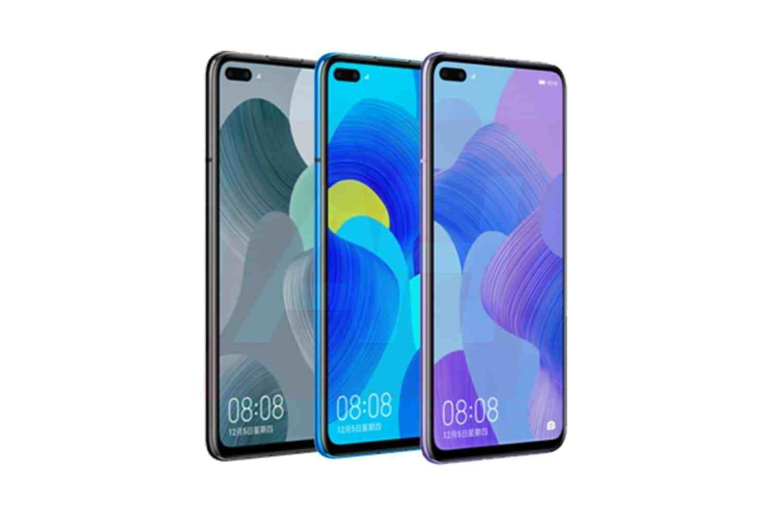 Huawei Nova 6 : des caractéristiques en fuite qui donnent très envie
