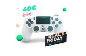 Si vous voulez une nouvelle manette de PS4, c'est le moment avec le Black Friday