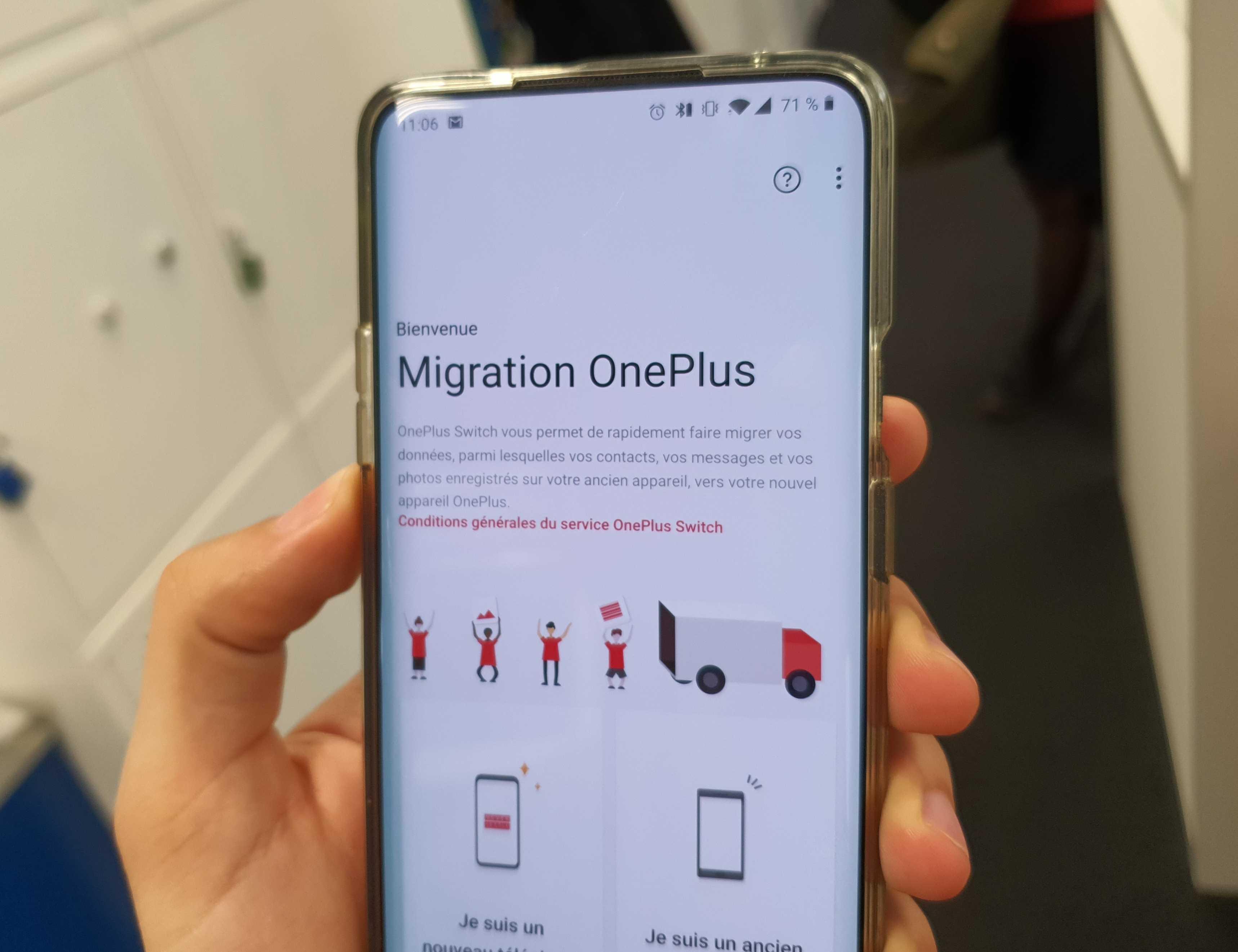 Envie d'abandonner votre iPhone ? OnePlus vous simplifie la vie