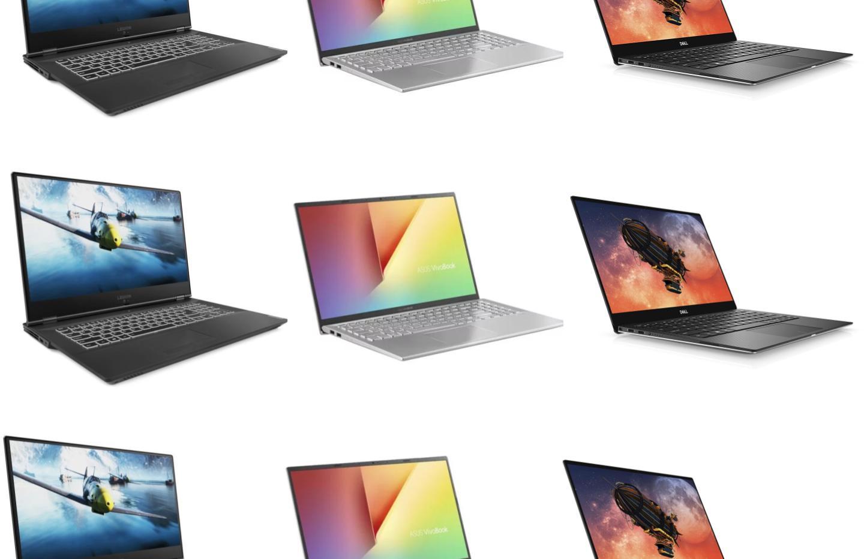 Les quatre meilleures offres de laptops à 800 euros de l'avant Black Friday Week