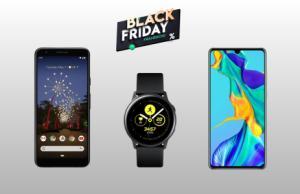 FNAC et Darty dégainent déjà leurs offres du Black Friday : Google Pixel 3A à 349 euros, Huawei P30 à 449 euros…