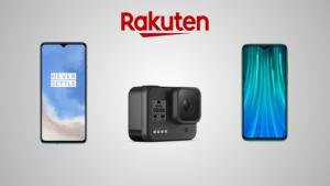 Un code promo de 15 euros fait baisser le prix du OnePlus 7T à 459 euros sur Rakuten