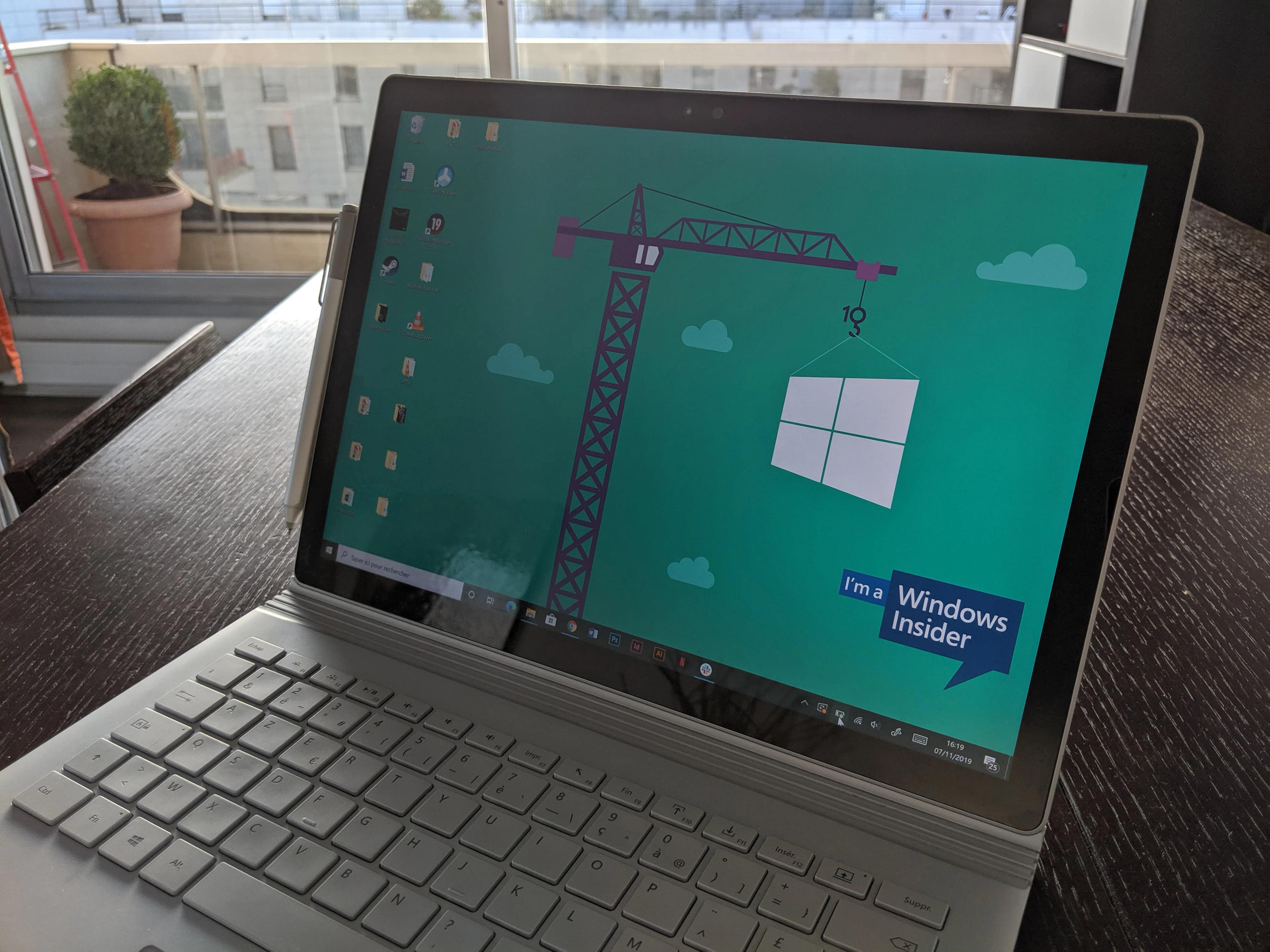 Windows 10 20H1 devient 2004 et approche de sa version finale