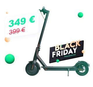 Économisez 50euros sur la trottinette électrique XiaomiM365 grâce au Black Friday