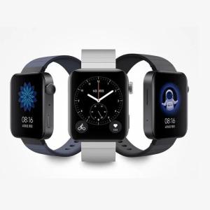 Xiaomi Mi Watch officialisée: c'est une Apple Watch moins chère sous MIUI WearOS