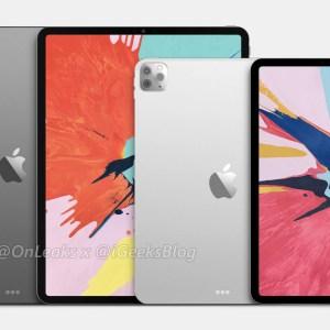 iPad Pro: Apple préparerait quatre modèles pour sa future tablette