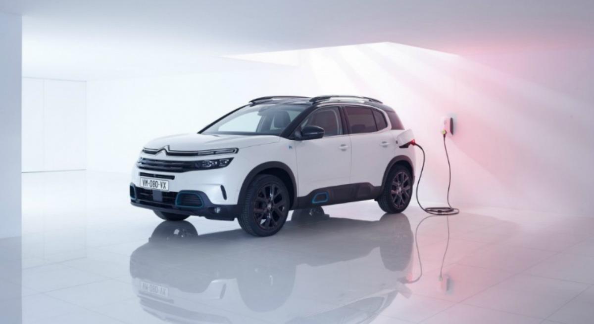 Citroën se réveille et annonce six modèles électriques pour 2020