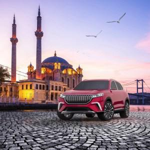 Qui est TOGG, le constructeur turc de voitures électriques qui a dévoilé un SUV