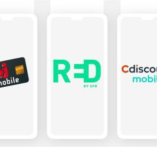De 30 à 200Go: les 5 forfaits mobile sans engagement à petit prix