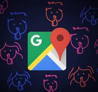 Comment Google Maps sait ce que vous faites sans montrer qui vous êtes