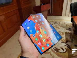 Un Huawei Mate X amélioré sera présenté au MWC 2020